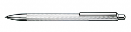London Sterling Silver Pen - Corn Pattern Sterling Silver